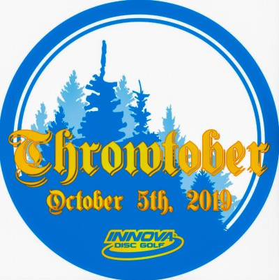 Throwtober logo