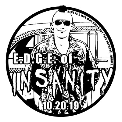 6th Annual EDGE of Insanity logo
