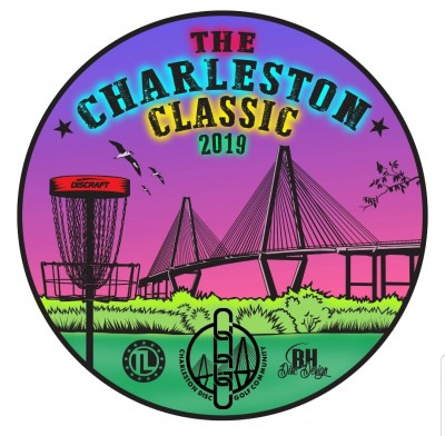 The Charleston Classic at Trophy Lakes Presented by Discraft logo