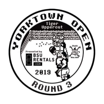 The 3rd Annual Yorktown Open Presented by BsuRentals.com logo