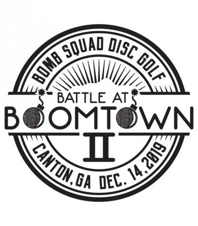 BATTLE AT BOOMTOWN II logo