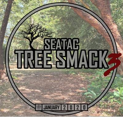 Tree Smack 3 FUNdraiser #2 - BYOP Doubles logo
