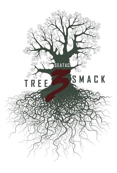 SeaTac Tree Smack 3 (PRO and MA1) logo