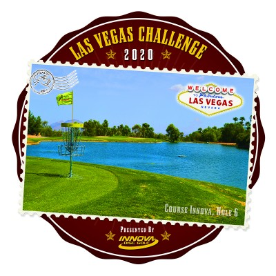 2020 Las Vegas Challenge presented by Innova Champion Discs A-Tier logo
