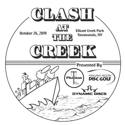 Clash at the Creek logo