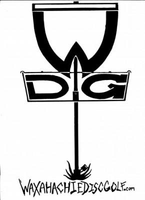 2019 Waxahachie Open logo