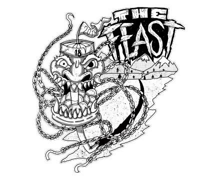 The Feast logo