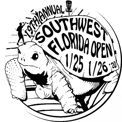 19th Annual Southwest Florida Open logo