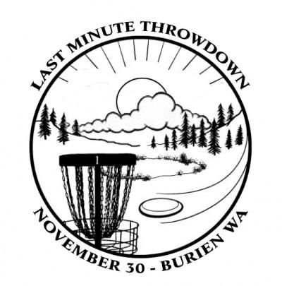 Last Minute Throwdown logo