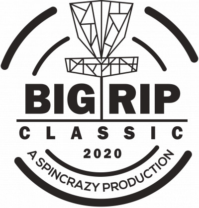 2020 Big Rip Classic Presented by Discraft logo