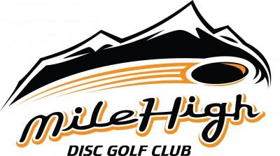 Colorado State Disc Golf Championships 2020 logo