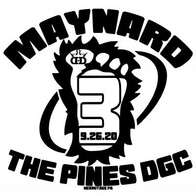 The Maynard part 3 logo