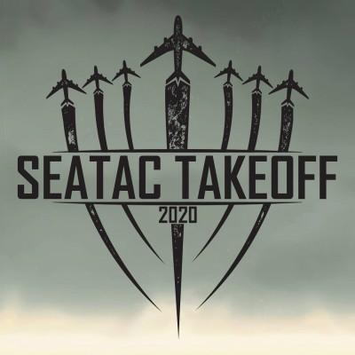 SeaTac Takeoff 2020 logo