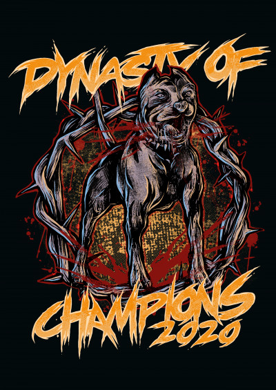 Dynasty Of Champions 2020 logo