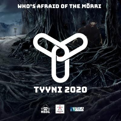 NBDG Tyyni sponsored by Latitude 64 logo
