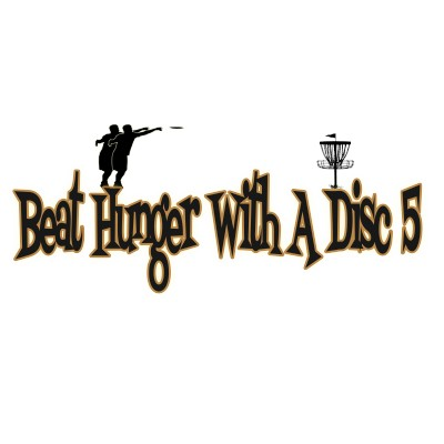Beat Hunger With a Disc 5 logo