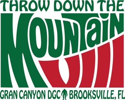 Discraft presents Sun King's Throw Down the Mountain VIII (Weekend 3) logo