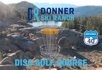 Donner Ski Ranch Open Driven by Innova logo