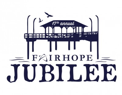 The 17th Annual Fairhope Jubilee Powered By Prodigy Disc logo