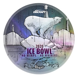 2020 Kansas City Ice Bowl: Blue Valley Main Event logo