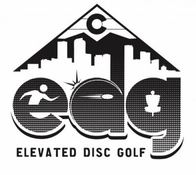 King of Aurora Presented by Elevated Disc Golf logo