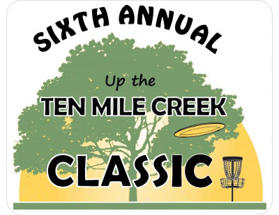The Up the 10 Mile Creek Classic 2020 Driven by Innova logo