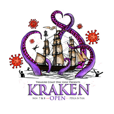 2021 Kraken Open Driven by Innova logo