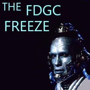 The FDGC Freeze logo