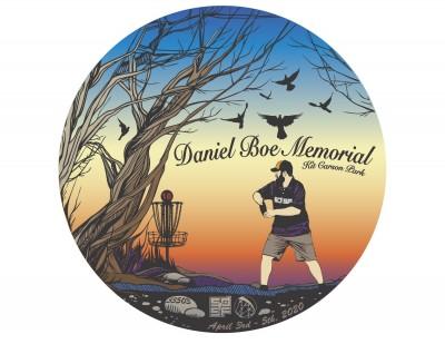 Daniel Boe Memorial - Sponsored by DGA - Pro Men & Women & Juniors logo