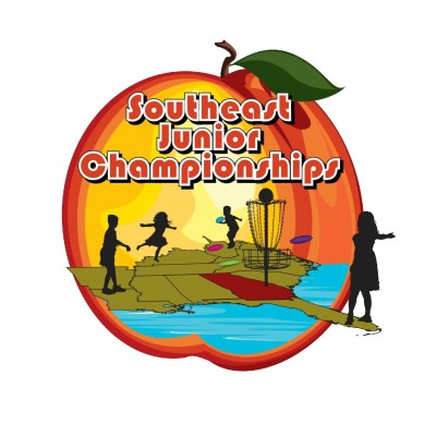 Southeast Junior Championships sponsored by Discraft logo