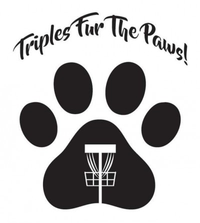Triples Fur The Paws logo