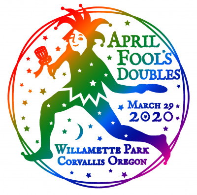 April Fools Doubles logo