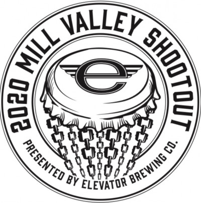 Mill Valley Shootout: Presented by Elevator Brewing Co. logo