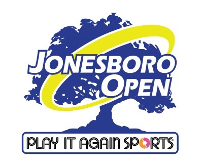 DGPT - Play It Again Sports Jonesboro Open  Presented by Prodigy logo