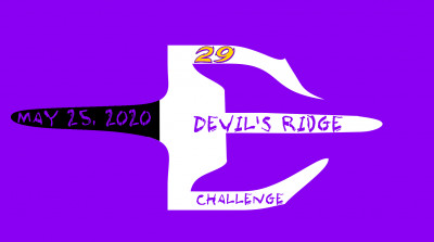 29 Devil's Ridge Challenge logo