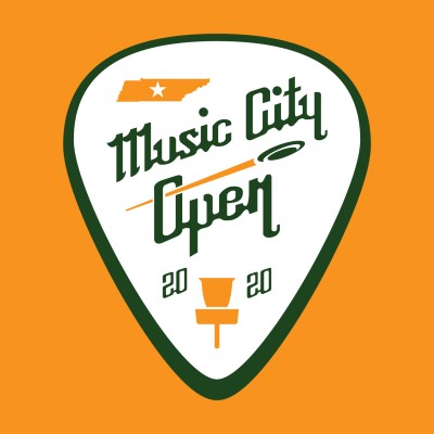 2020 Music City Open Presented by Dynamic Discs - A-Tier (Age Protected Pro and Amateur Divisions) logo