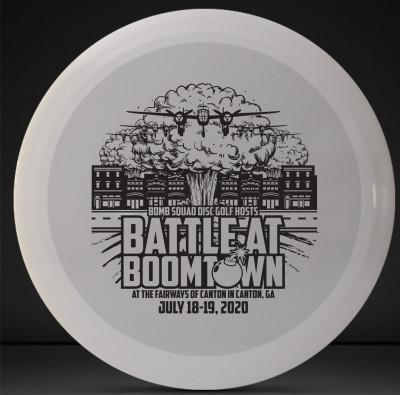Battle At Boomtown III logo