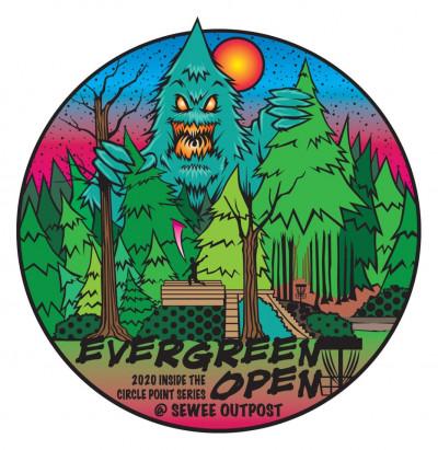 EverGreen Open logo