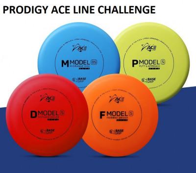 Prodigy Ace Line Challenge At Shoaff Park logo