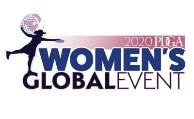 2020 Rising Phoenix Open (a Women's Global Event) Driven by Innova and Throw Pink logo
