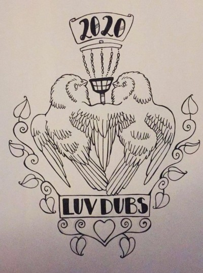 Luv Dubs 2020 logo