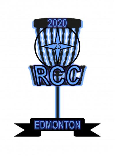 23rd River City Cup DG tournament logo