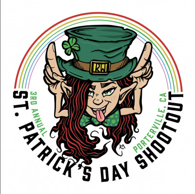 3rd Annual St Patrick's Day Shootout - Sponsored By Tulare County Parks & Recreation logo