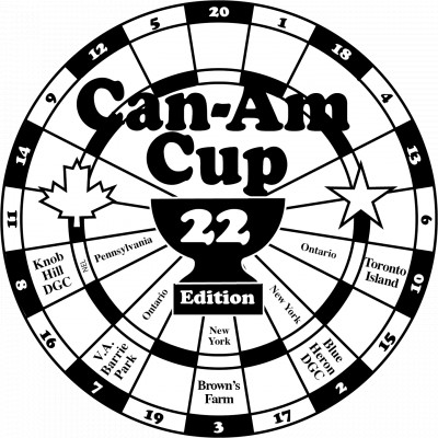 Can Am Cup 22 Team Matchplay Championship logo