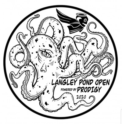**POSTPONED** Langley Pond Open powered by Prodigy logo