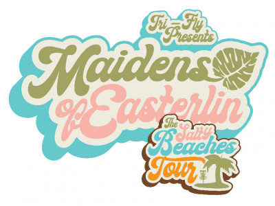 Maidens of Easterlin Stop #5 Salty Beaches Tour logo