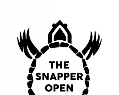 9th Annual Snapper Open Doubles Event logo