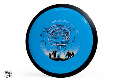 MVP Disc Sports presents GYROscope #1:  The Third Campside Open logo