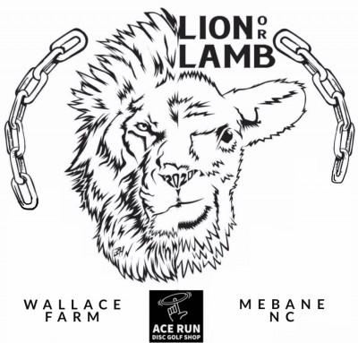 Lion or Lamb Invitational at Wallace Farm logo