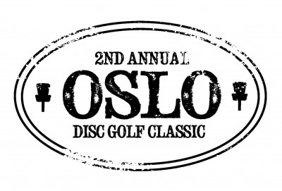 Dynamic Discs 2nd annual Oslo Disc Golf Classic presented by NBDG logo